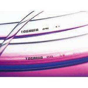 十川産業:透明ビニール管 50×58×30m TV-50x58