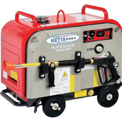 【代引不可】スーパー工業 ガソリンエンジン式 高圧洗浄機 SEV-2108SS(防音型)(1台) SEV2108SS 4497970