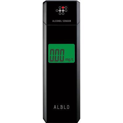 TANITA アルコールセンサー HC-310-BK(1台) HC310BK 7658621