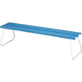 コンドル (屋外用ベンチ)樹脂ベンチ 背なしECO NO1800(1台) YB97LPC 3929876