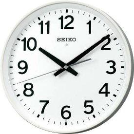 SEIKO 電波クロック(1個) KX317W 4361270