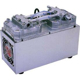 ULVAC ダイアフラム型ドライ真空ポンプ(1台) DA81SK 4182600
