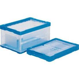 サンコー オリコンF41B 透明ブルー SKOF41BTMBL 8188795