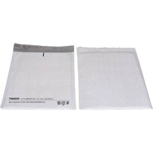 TRUSCO クッション封筒 クラフト紙 240×330mm 10枚入パック TCF240 8189480
