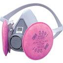3M(スリーエム):取替式防じんマスク 6000/2091-RL3 Mサイズ 60002091RL3M 3990346