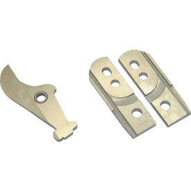 三和 電動工具替刃 エースカッタ用固定刃 左右組(1組) SAH1600KK 1631756