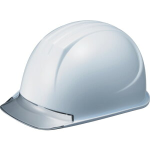 タニザワ 特大型ヘルメット 溝付 透明ひさし付 161LCZVV2W3J 8363963
