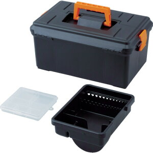 IRIS パワーツールケース 400D ブラック/オレンジ 400DBKO 8556987