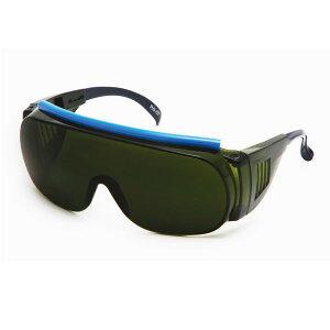 理研化学:遮光メガネ(IR4)(作業・花粉症・防じん・PM2.5・眼鏡併用可) RS-07IR4