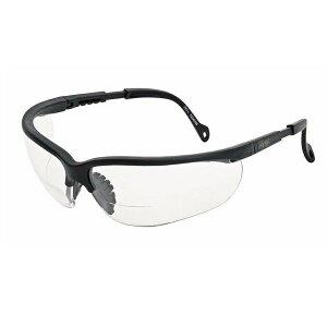 理研化学:老眼鏡(レンズクロス付)度数2.5(ルーペ付き保護めがね) RB-1