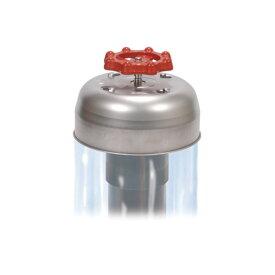 マサル工業:フィールドバルブ100 丸ハンドル v5106