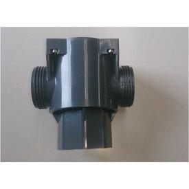マサル工業:MH型フィールドバルブ部品NO:1 ボディ 75Φ v5662