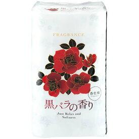 四国特紙:黒バラの香り トイレットペーパー 12ロールダブル30m×8パック 10002068 まとめ買い おすすめ 贈答品 引っ越し ご挨拶