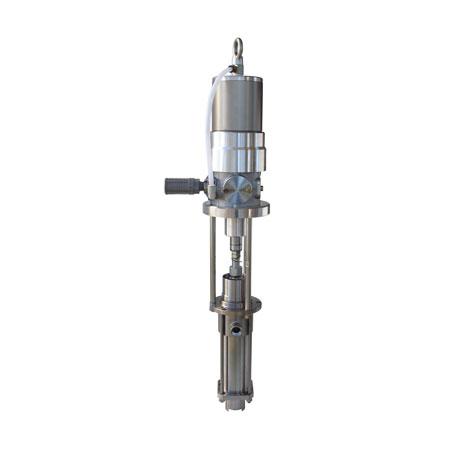 【代引不可】ヤマダ:ステンレスサイホンポンプ 質量27.8kg SH-125B5SUS