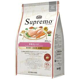 シュプレモ 超小〜小型成犬 草原のレシピチキン 【2kg】