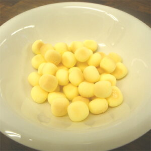 【Bark】砂糖不使用!エゾウコギエキス配合の健康ボーロ【バナナ味ボーロ】(100g)