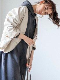 [Rakuten Fashion]【SALE/30%OFF】SMITH'S別注カバーオールジャケット coen コーエン コート/ジャケット カバーオール ホワイト ブラウン【RBA_E】【送料無料】