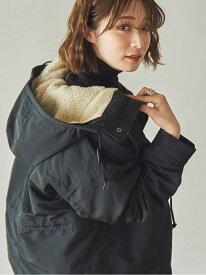 【WEB限定カラー(ブラウン)】撥水3WAYマウンテンパーカー# coen コーエン コート/ジャケット マウンテンパーカー ブラック ホワイト ブラウン ネイビー【送料無料】[Rakuten Fashion]