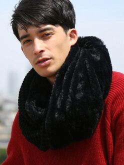 [Rakuten BRAND AVENUE] fleece knit snood coen Cohen fashion goods *