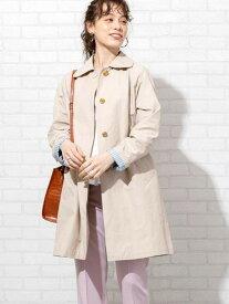 [Rakuten Fashion]【SALE/50%OFF】ベーシックステンカラーコート# coen コーエン コート/ジャケット ステンカラーコート ベージュ グレー カーキ【RBA_E】