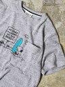 coen (SNOOPY/スヌーピー)パイルサーフTシャツ コーエン【先行予約】*【送料無料】