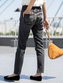 [Rakuten Fashion]【SALE/10%OFF】ストレッチデニムスリムパンツ(グレー) coen コーエン パンツ/ジーンズ フルレングス グレー【RBA_E】