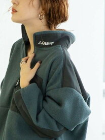 [Rakuten Fashion]【SALE/55%OFF】【WEB限定カラー】GERRY(ジェリー)フリースプルオーバー# coen コーエン コート/ジャケット ブルゾン グリーン ホワイト ブラック【RBA_E】【送料無料】