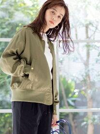[Rakuten Fashion]ベーシックMA-1# coen コーエン コート/ジャケット ブルゾン カーキ ブラック【先行予約】*【送料無料】