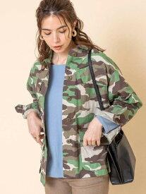 【SALE/63%OFF】リップストップミリタリーシャツジャケット coen コーエン コート/ジャケット ミリタリージャケット ベージュ カーキ【RBA_E】[Rakuten Fashion]