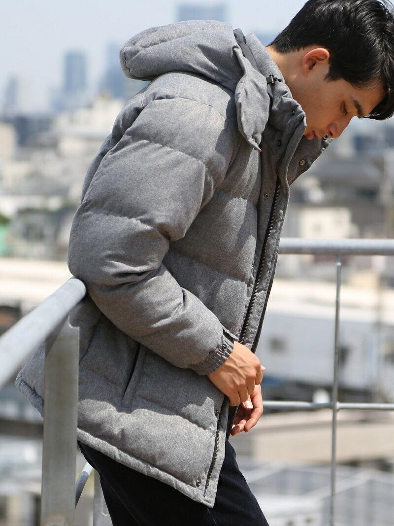 [Rakuten BRAND AVENUE]Cloud-Xフーデッドジャケット coen コーエン コート/ジャケット【先行予約】*【送料無料】