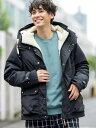 [Rakuten Fashion]【SALE/46%OFF】CORDURA(R) 撥水3WAYボアマウンテンパーカー(一部WEB限定カラー)(マウンパ/マンパ)…