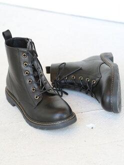 [Rakuten BRAND AVENUE]6 hall race up boots (bootie) coen Cohen shoes