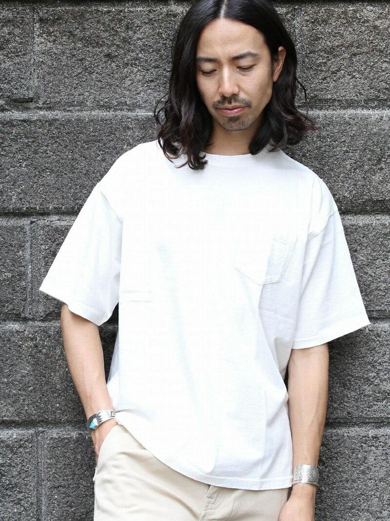【SALE/55%OFF】coen ピグメントドロップビッグTシャツ コーエン カットソー【RBA_S】【RBA_E】