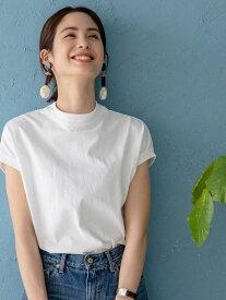 【SALE/40%OFF】【WEB限定復刻】リピT・USAコットンハイネックTシャツ# coen コーエン カットソー Tシャツ ホワイト ブラック グレー ベージュ ブラウン イエロー カーキ ブルー ネイビー パープル【RBA_E】[Rakuten Fashion]