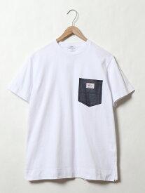 [Rakuten BRAND AVENUE]【女性にも人気】SMITH別注ポケットTシャツ19SS(一部WEB限定カラー) coen コーエン カットソー