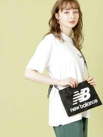 [Rakuten Fashion]【SALE/30%OFF】NewBalance(ニューバランス)サコッシュバッグ coen コーエン バッグ ショルダーバッグ ブラック グレー イエロー【RBA_E】