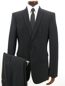 美品 【エンポリオアルマーニ ARMANI】 2ボタン スーツ (メンズ) ITALIA LINE ピークドラペル size46 ネイビー A1G160 A1042 ◎3MS3690◎ 【中古】