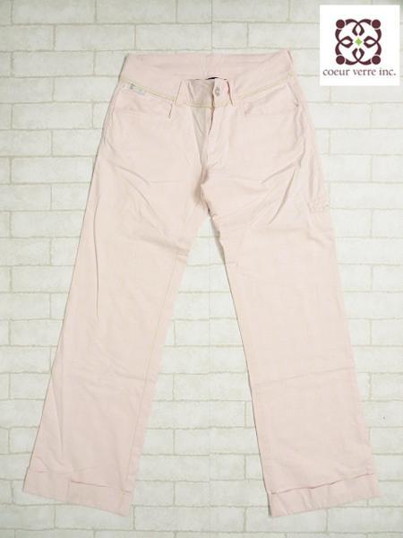 ●オークリー OAKLEY プリント柄パンツ ピンク /LP0749 【中古】