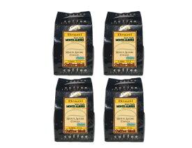 【スペシャルティコーヒー】【送料無料】【ゆうパケット】ブラジル・モンテアレグレ(100gx4袋)/ コーヒーメール