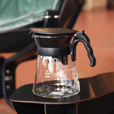 ハリオ(HARIO) V60ドリップイン(VDI-02B) 700ml 耐熱ガラス製(コーヒードリッパー)(コーヒーメーカー)