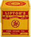 リプトン(LIPTON) レストランブレンド リーフティー 2.26kg 業務用