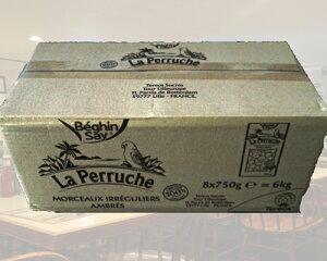 ベギャンセ ラ・ペルーシュ ブラウン 750g×8箱 角砂糖フランス産ナチュラルシュガー NaturalSugar 【送料無料】【圧倒的な安さ!】【20P30May15】【SSMay15_point20】