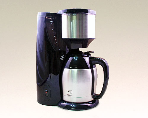 ポイント10倍 コーヒーメーカー メリタ アロマサーモ 10カップ JCM-1031/SZ コーヒー豆100g付き 本州送料無料【RCP】