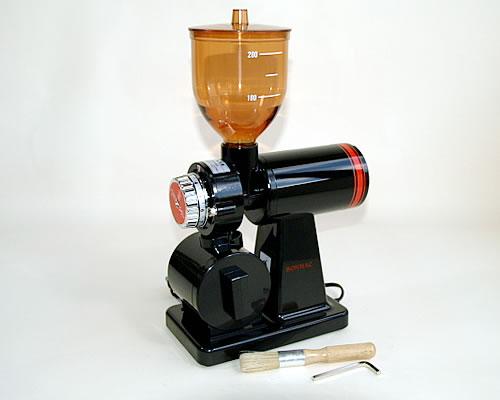 楽天ポイント10倍 ボンマック(Bonmac) 電動コーヒーミル BM-250N-BK (ブラック) 【あす楽対応】【RCP】【HLS_DU】