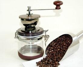 楽天ポイント10倍 ハリオ キャニスター付き 手動コーヒーミル(手挽きコーヒーミル)CMHN-4【RCP】
