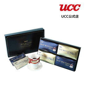 【UCC公式コーヒー】ブルーマウンテンギフト 8g×16杯 ドリップコーヒー