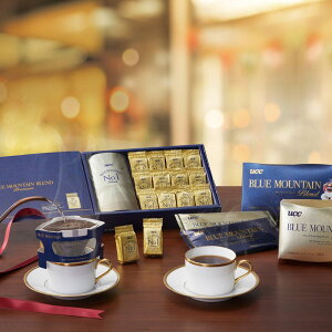 【UCC公式コーヒー】BLUEMOUNTAIN(MRV-30B)真空パック10g×12杯ドリップコーヒー