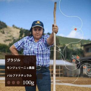 ブラジル モンジョリーニョ農園【100g】|珈琲 コーヒー 美味しい コーヒー豆 coe 焙煎 珈琲豆 豆 エスプレッソ