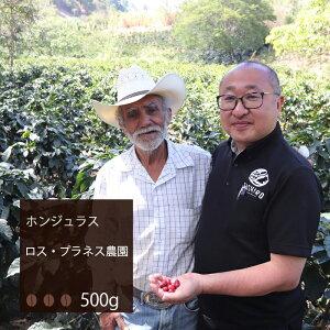 ホンジュラス ロス・プラネス農園【500g】 珈琲 コーヒー 美味しい コーヒー豆 ホンジュラス 焙煎 珈琲豆 豆 エスプレッソ