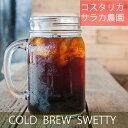 水出し冷珈琲【45gパック×5袋入り】COLD BREW SWEETY【水出しコーヒーパック】【アイスコーヒー】【田代珈琲】